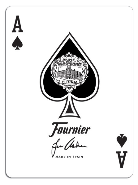 card ace poker card